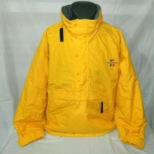 VTG Gear for Sport Yellow XL Pullover Jacket